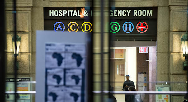 Doctor Quarantined At NYC's Bellevue Hospital After Showing Symptoms Of Ebola