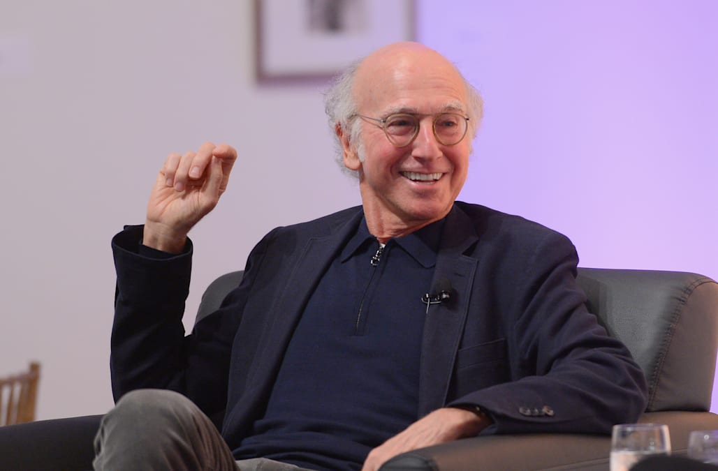 Getty Images for AWXII - Larry David