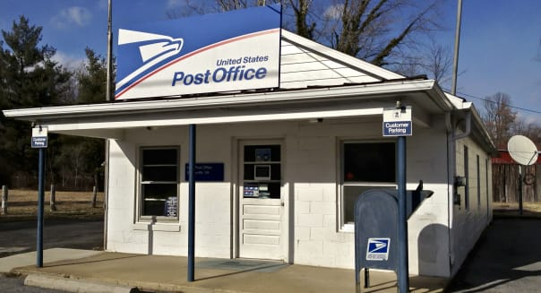 Rural Post Office
