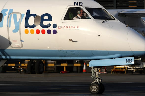Flybe to close six regional bases
