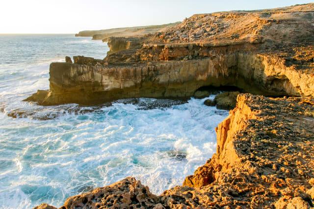 Streaky Bay. Back Beach. South Australia.