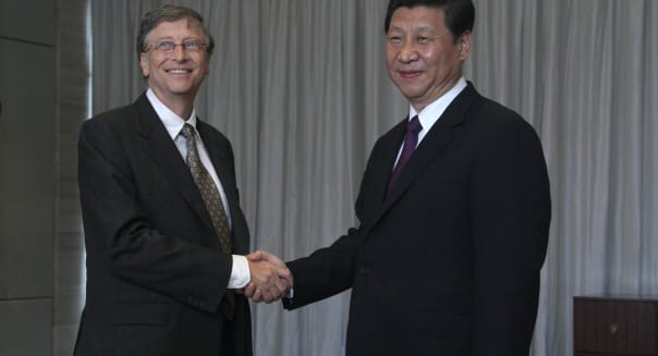 microsoft emerging markets computer software