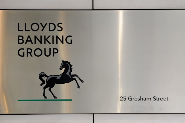 Lloyds Banking Group job cuts