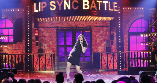 Alison Brie, Lip Sync Battle, Salt-N-Pepa, Shoop