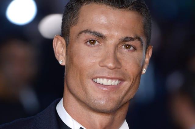 Ronaldo World Premiere - London