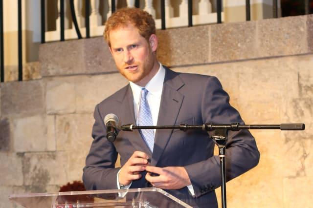 Antigua and Barbuda Prince Harry