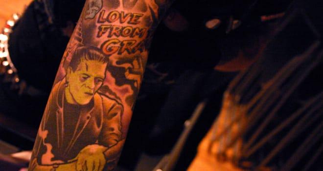 Tattoos of Terror Contest
