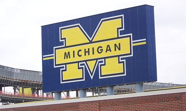 Construction at Michigan Stadium (the Big House) - University of Michigan's Football Stadium