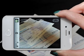 Hi-tech future for cheque payments
