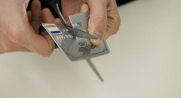 Cutting a Card