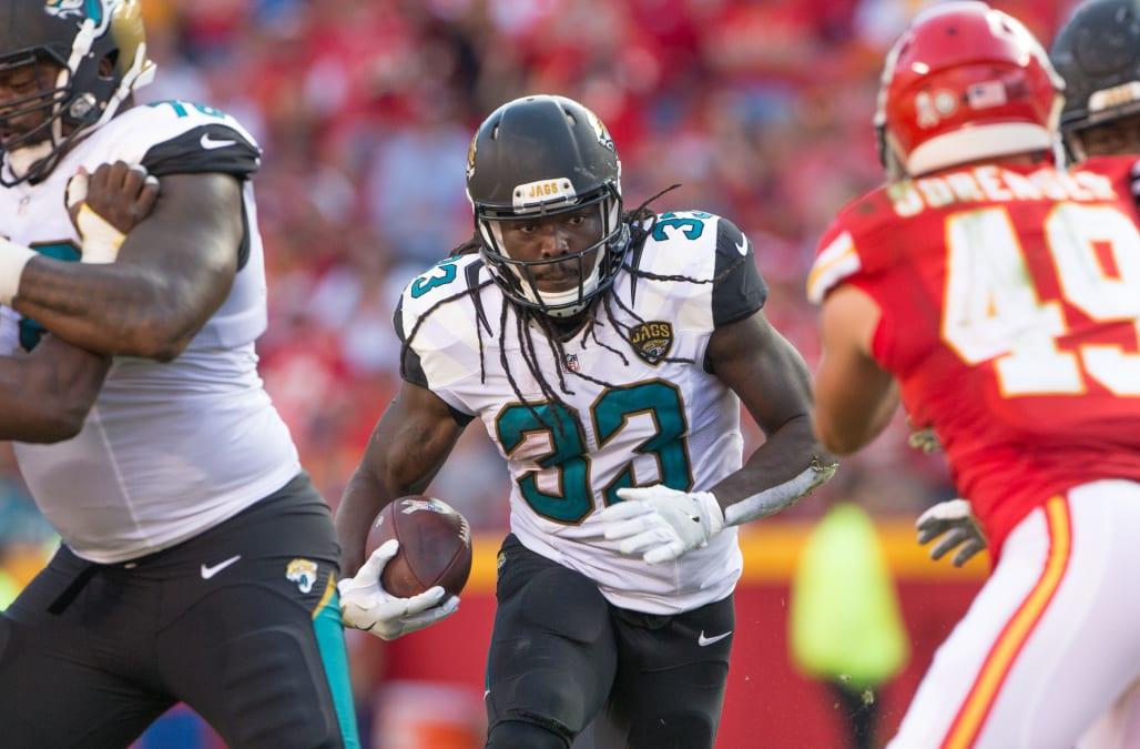 NFL: NOV 06 Jaguars at Chiefs