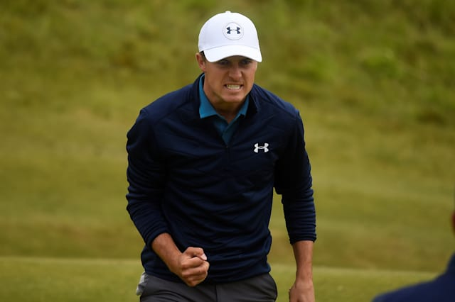 Birkdale brilliance at The Open: Spieth's Opta stats stack up