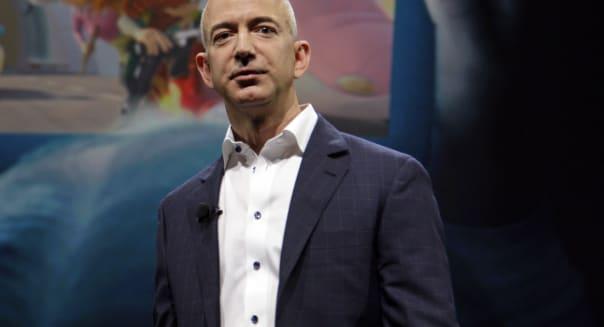 Jeff Bezos washington post amazon.com acquisitions newspapers