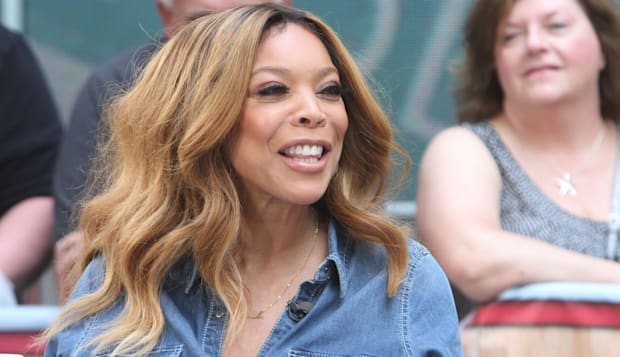 Wendy Williams and Gabrielle Union Visit Access Hollywood Live NY