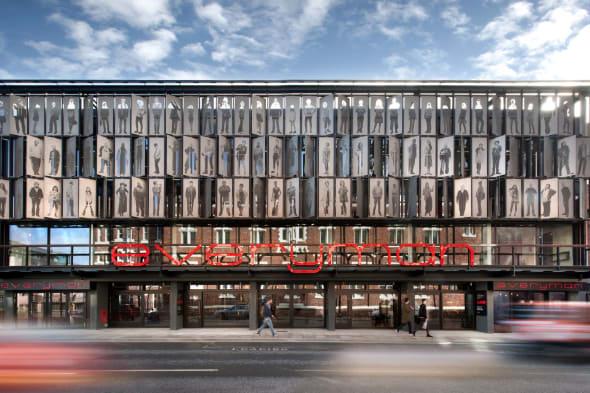 Liverpool's rebuilt Everyman Theatre wins Riba Stirling Prize
