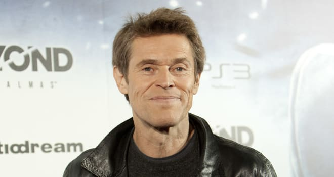 willem dafoe amazing spider-man