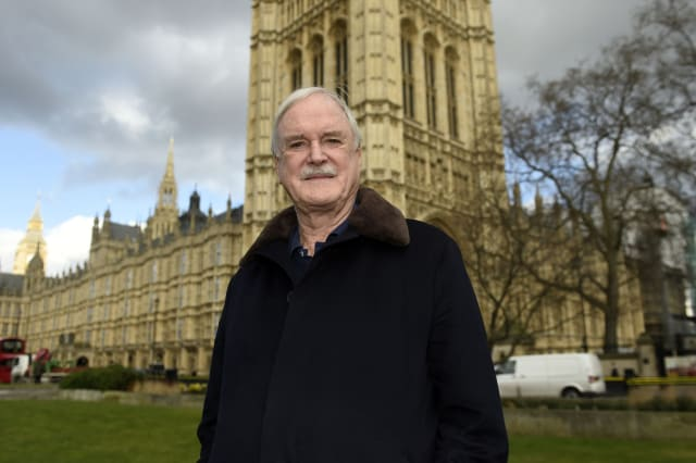 John Cleese joins Hacked Off