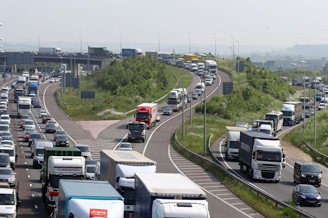 August bank holiday traffic