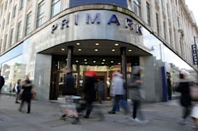 File photo dated 18/03/11 of Primark in Manchester city centre as Primark has revealed