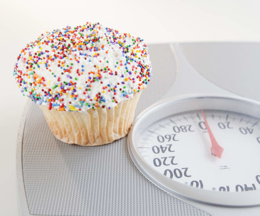 It's the fat in processed foods, plus the sugar, we should be focusing