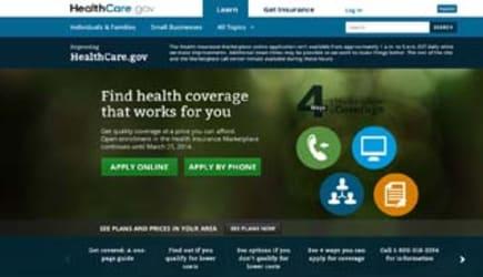G.O.P.:   Healthcare.gov Too Fast Now