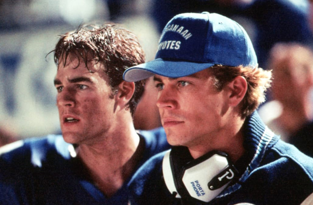 VARSITY BLUES (1999) JAMES VAN DER BEEK, PAUL WALKER VYBU 001