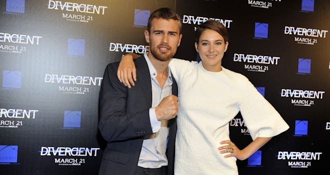 divergent producer diary