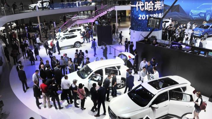 Auto Shanghai 2017 - Opening Ceremony