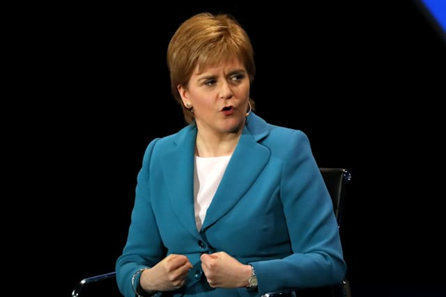 BRITAIN-EU/SCOTLAND-STURGEON