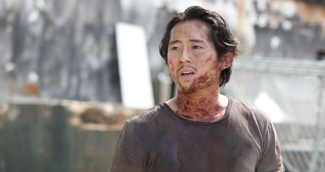 the walking dead, walking dead, glenn, midseason finale, season 6, the walking dead season 6, 607, 608