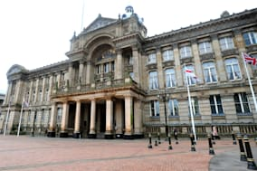 File photo dated 26/2/2009 of  Council House, Victoria Square, Birmingham. The country's biggest local authority is to axe a further 1,000 jobs this year because of spending cuts. PRESS ASSOCIATION Photo. Issue date: Wednesday February 12, 2014. Birmingham City Council has already reduced its staffing by a third since 2010, and its leader has warned of the