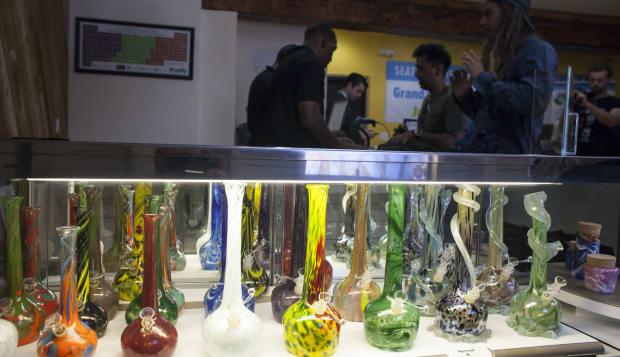 First Retail Marijuana Stores Open In Washington State