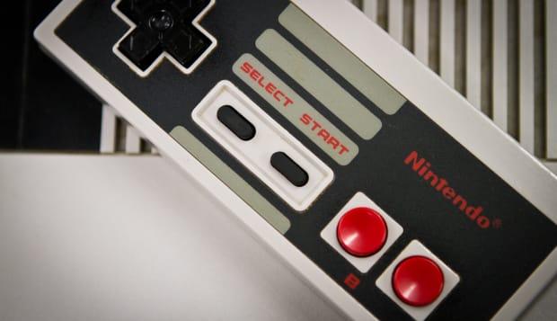 Nintendo 8-bit #retronerd