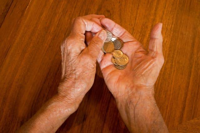 Older people scammed