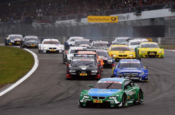 DTM German Touring Car - Nuerburgring - Race