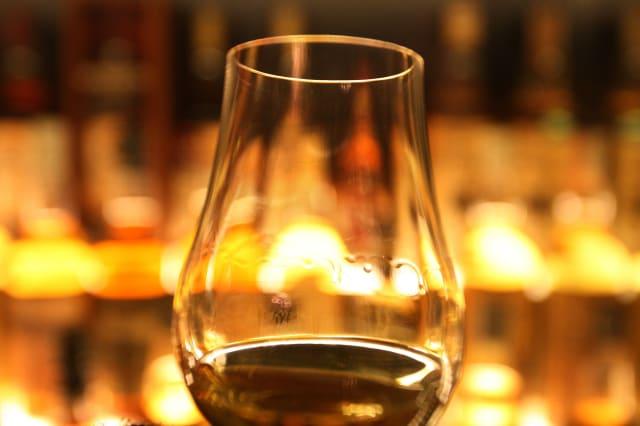 Whisky taxes