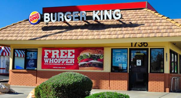 Las Vegas, Burger King, Nevada