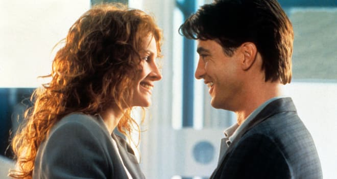 MY BEST FRIEND'S WEDDING (1997) JULIA ROBERTS, DERMOT MULRONEY MBFW 066