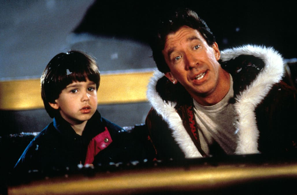 THE SANTA CLAUSE (1995) ERIC LLOYD, TIM ALLEN STCL 002