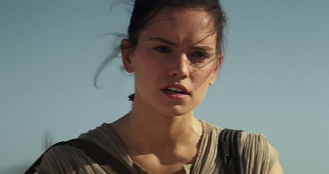 star wars, the force awakens, force awakens, rey, daisy ridley