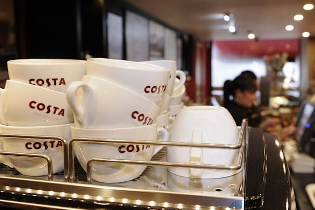 Costa coffee jobs