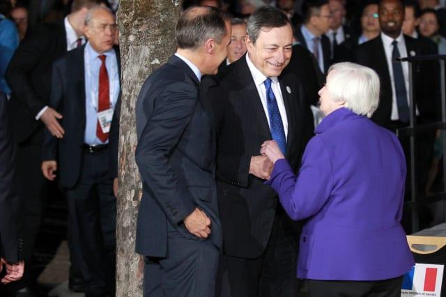 GERMANY-BADEN-BADEN-G20 MEETING