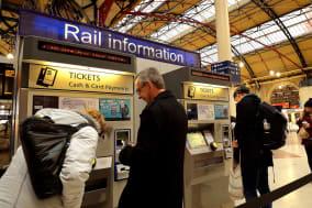 Rail fares report