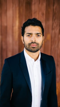 Musa Tariq, vice president and chief brand officer