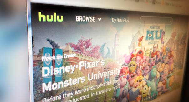 HULU video service logo website online movies and tv shows