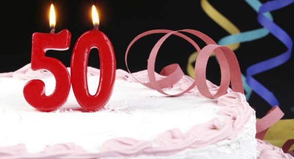 50th. Anniversary