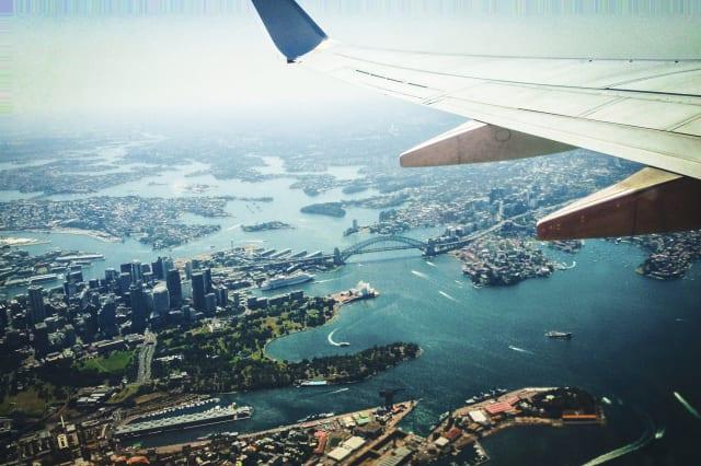 Sydney Harbour Aerial