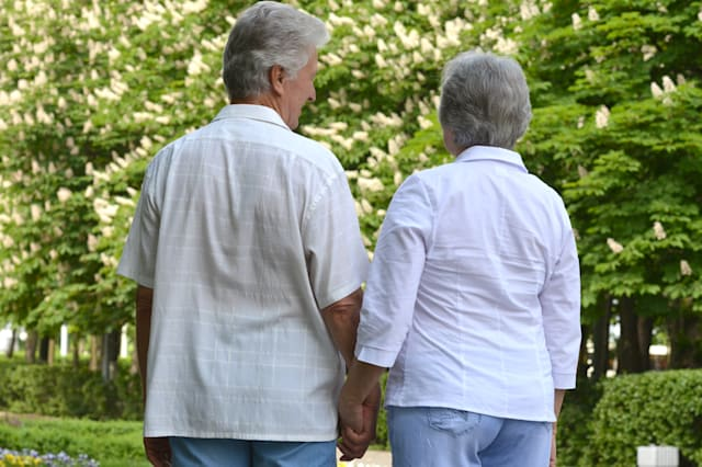 Studies show that people over 65 who walk or exercise moderately reduce their risk of dementia by one-third.