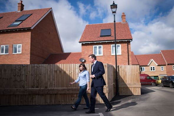 Cameron visit to Bedfordshire