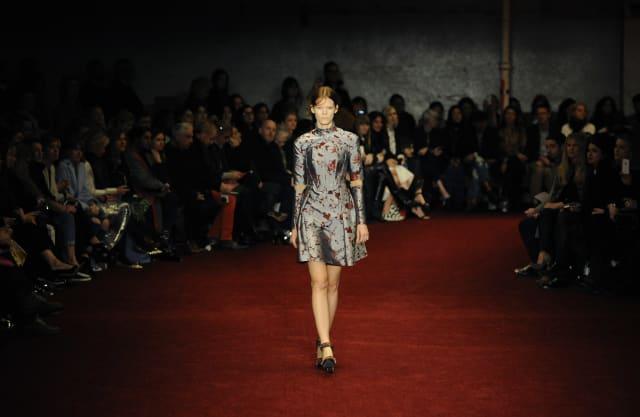 Erdem: Runway - London Fashion Week AW14
